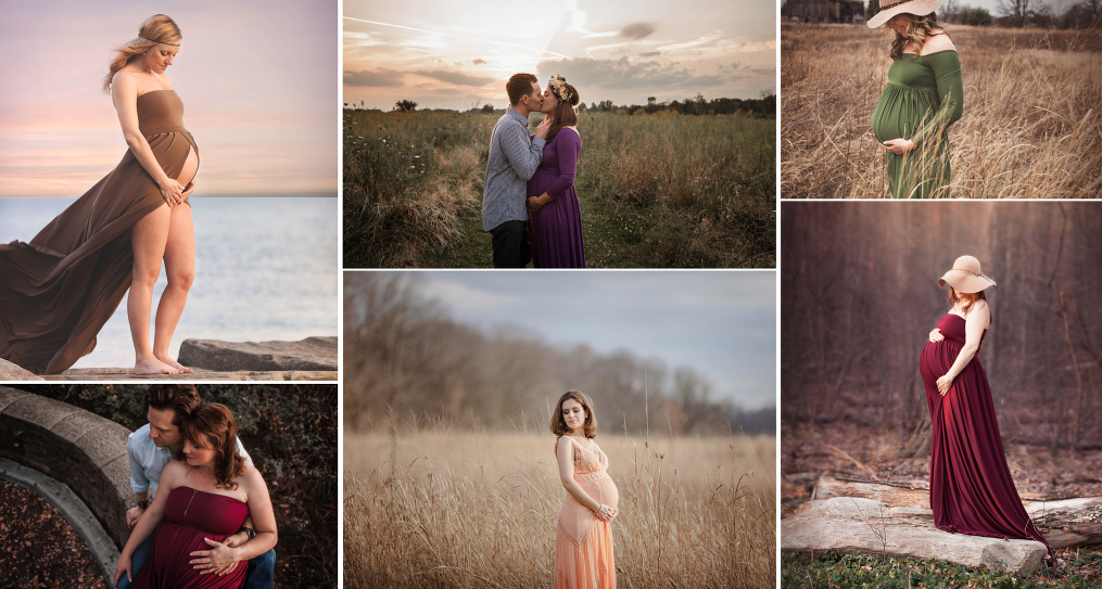 Cleveland maternity photographer the best servicing northeast Ohio, Canton & Akron.