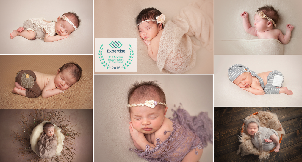 Akron Ohio photographer specializing in newborn photography and maternity photography for Cleveland, Akron, Canton.
