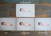 Medina, OH newborn photographer