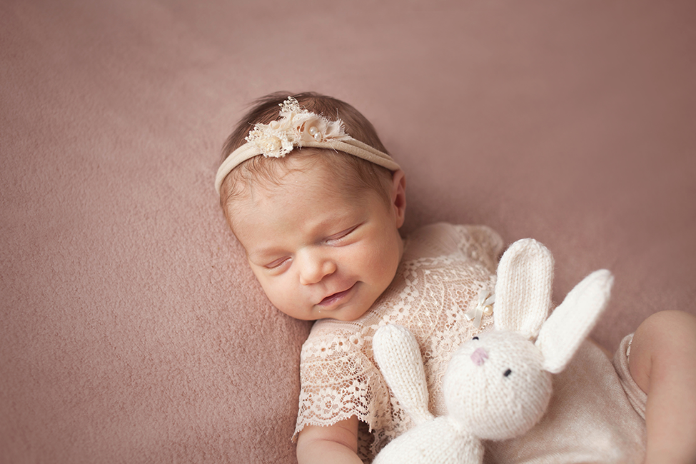 Posed newborn girl photography session in cleveland ohio cleveland newborn photographer january 10