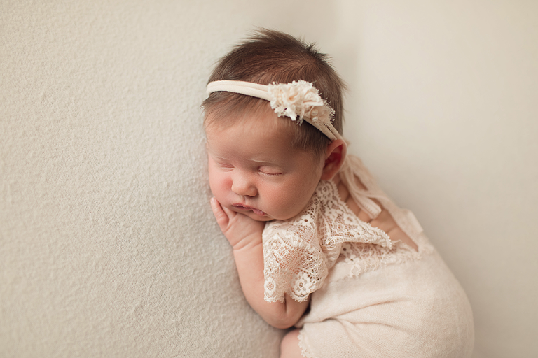 Newborn Studio Portrait session