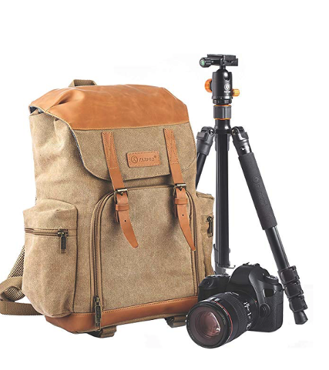 Hiking-Camera-Backpack-travel-tripod-lightweight
